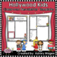 Hollywood Kids Classroom Theme Resources Bundle