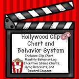 Hollywood Movie Star Clip Chart and Behavior System