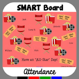 SMARTBoard Attendance Hollywood Movie