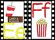 Hollywood Movie Themed Alphabet