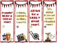 Hollywood Movie Themed Bookmarks - FREE