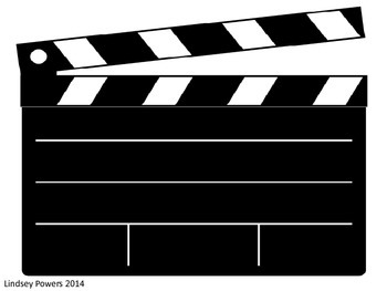 Hollywood Movie Themed Data Wall for Kindergarten