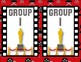Hollywood Movie Themed Group Signs 2