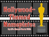 Hollywood Nameplates