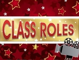 Hollywood Oscars Editable Jobs Display