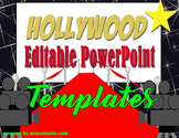 Hollywood PowerPoint Templates for Back to School or Class