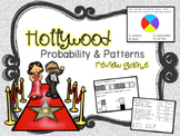 Hollywood Probability & Patterns Review Game