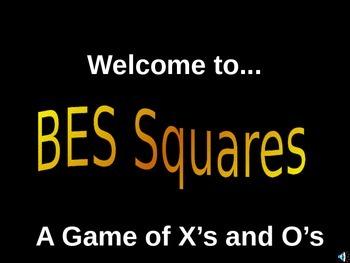 Hollywood Squares Economics Game