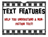 Hollywood Style Text Features for Non-Fiction Texts