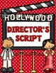 Hollywood Teacher Lesson Planner, Grade Book, and Calendar