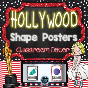 Hollywood Theme Classroom Decor Bundle