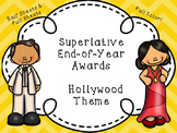 Hollywood Theme End of the Year Awards