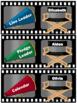 Hollywood Theme Job Chart (Editable)
