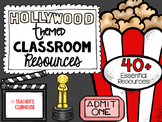 Hollywood Theme Decor Pack