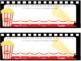Hollywood Theme Red Carpet Desk Tags (Editable)