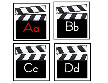 Hollywood Theme for Your Classroom