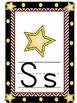 Hollywood Themed Alphabet Line