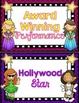 Hollywood Themed Behavior Clipchart