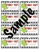 Hollywood Themed Classroom Coupons
