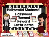 Hollywood Themed End of the Year Award Certificates