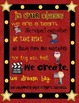 Hollywood Themed In Our Class Rules