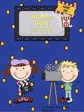 Hollywood Themed Kit~Classroom Ideas~Printables