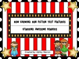 Hollywood Themed Nonfiction Text Features