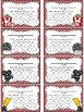 Hollywood Themed Punch Card Pack