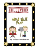 Hollywood Themed Word Wall