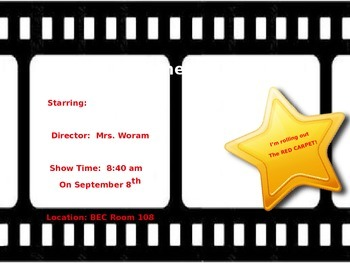 Hollywood Ticket to First Day