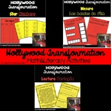 Hollywood Transformation - FRENCH Activities