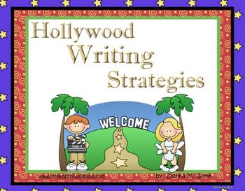 Hollywood Writing Strategy Posters (Aussie Version Included)