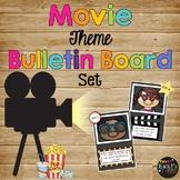 MOVIE Theme Bulletin Board Set, Celebration of Learning, Hollywood Decor