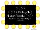 Movie or Hollywood Themed Classroom Jobs