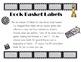 Hollywood Book Basket Labels