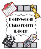 HollywoodClassroomDecorBundle
