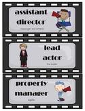 Hollywood Job Chart
