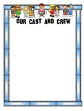 Hollywood/Movie Theme {Back to School} PACK