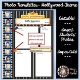 HOllywood/Movie Theme: Students Photos inside Movie Filmst