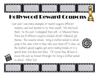 HollywoodRewardCoupons