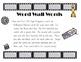 HollywoodWordWallWordCards