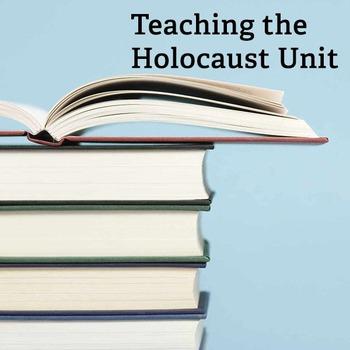 Holocaust Activities Pack High School