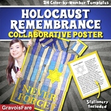 Holocaust Activity: Collaborative Poster and Writing Activity
