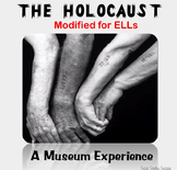 Holocaust - Anne Frank or Night - Modified for ELL
