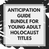 Holocaust Anticipation Guides--Boy in the Striped Pajamas,