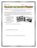 Holocaust & Auschwitz - Webquest with Key (Inside the Nazi State, PBS Website)