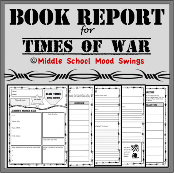 Book Report - War Times