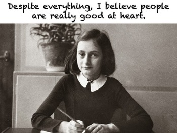 Holocaust / Diary of Anne Frank Memorial Project