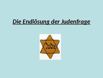 Holocaust / Final Solution