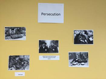 Holocaust Gallery Walk